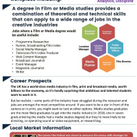 Film and Media Employability and Enterprise at BHASVIC