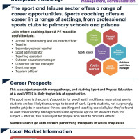 Sport and P.E. Employability and Enterprise at BHASVIC