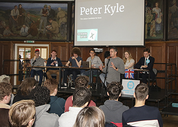 Labour Candidate for Hove, Peter Kyle